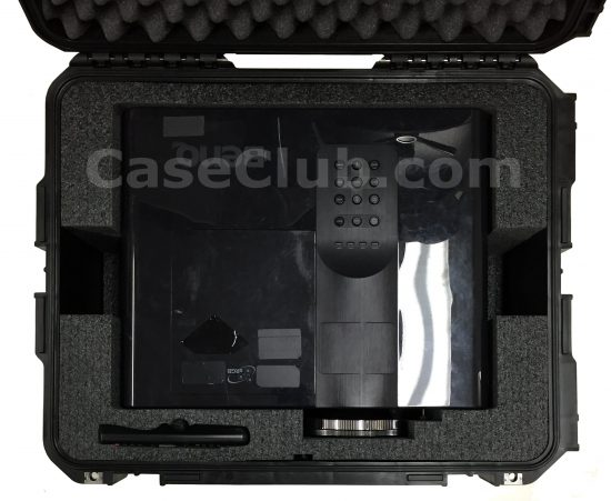 Benq SH960 DLP Projector Case - Foam Example