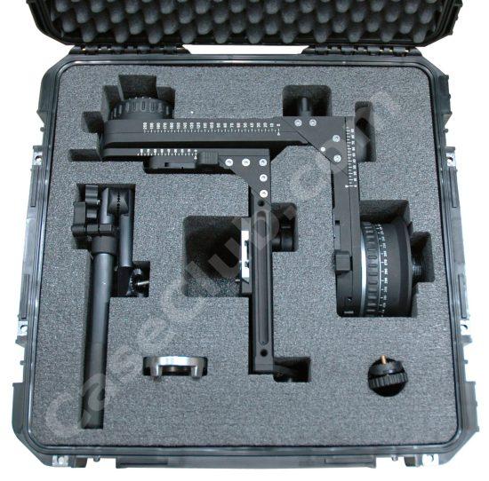 Cartoni Lambda Case - Foam Example