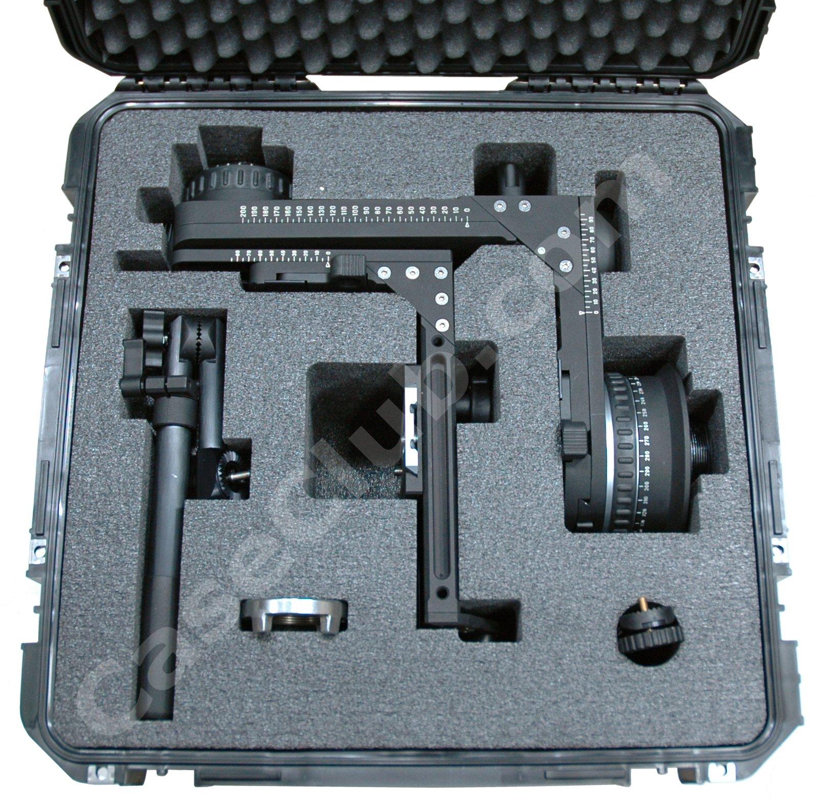 Cartoni Lambda Case - Foam Example for: SKB 3I-2222-12 Case