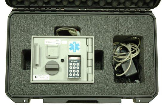Knox 5200 MedVault Mini Case - Foam Example