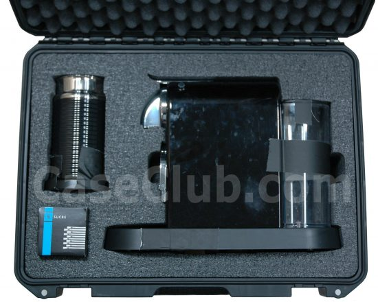 Magimix CitiZ Limousine Black Coffee Machine Case - Foam Example
