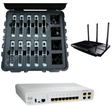 Router & Switch Cases