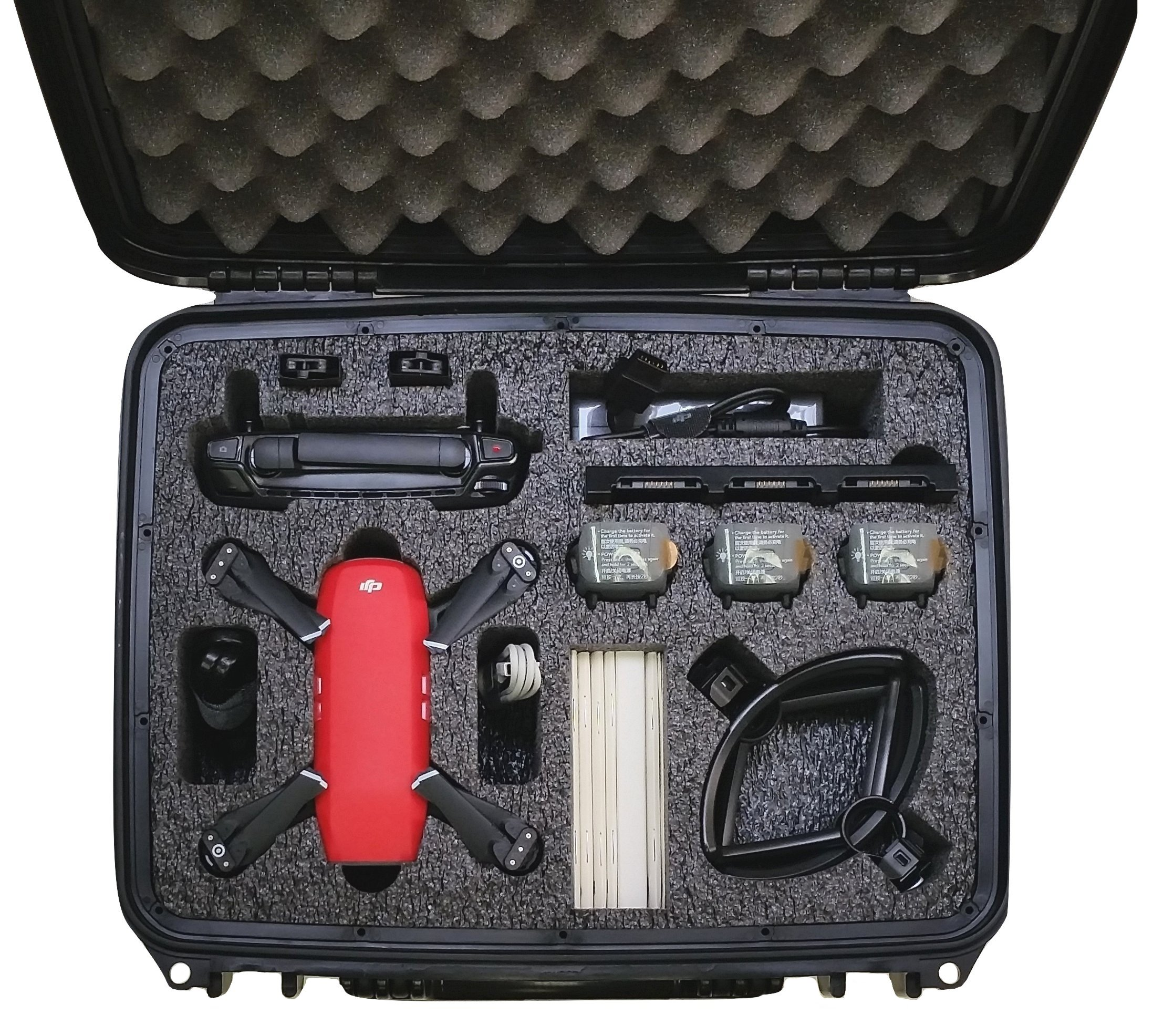DJI Spark Fly More Drone Case - Spark Cases - Case Club 2a0df87b45f8