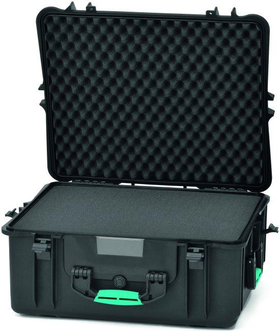 HPRC 2710 Case - Foam Example