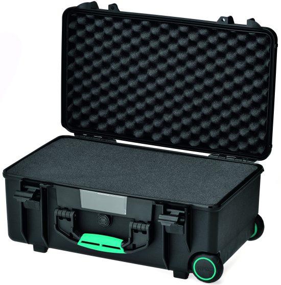 Case Club CC2550WHP Case - Foam Example