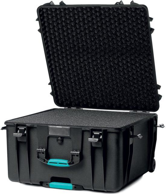 HPRC 4600W Case - Foam Example