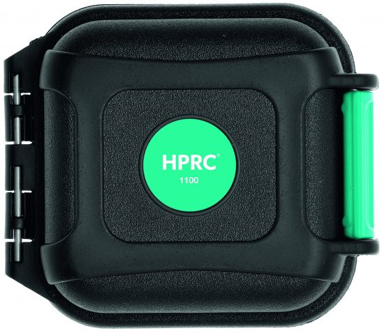 HPRC 1100 Case - Foam Example