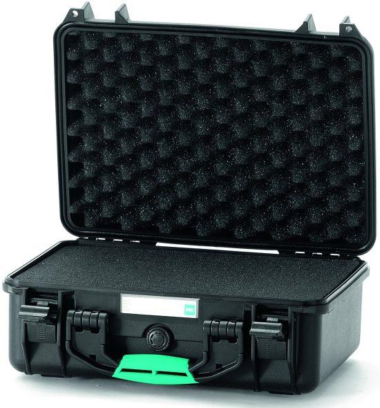 HPRC 2400 Case - Foam Example