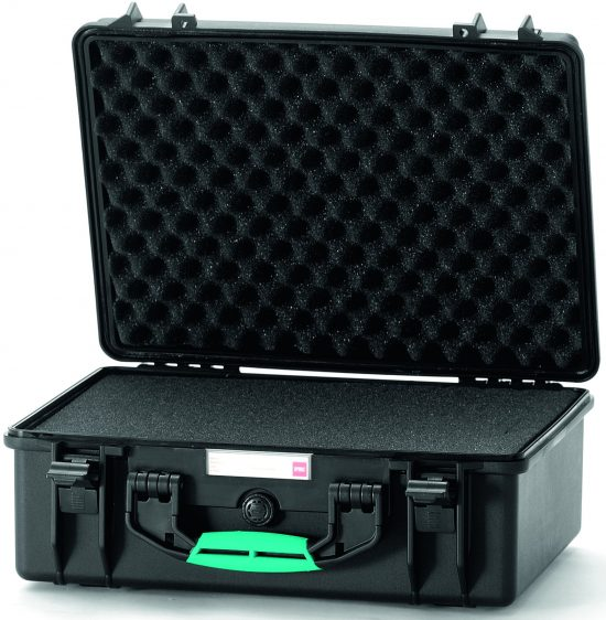 HPRC 2500 Case - Foam Example