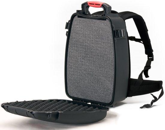 HPRC 3500 Backpack Case - Foam Example