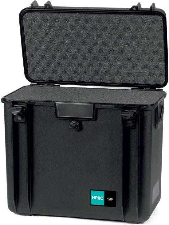 HPRC 4200 Case - Foam Example