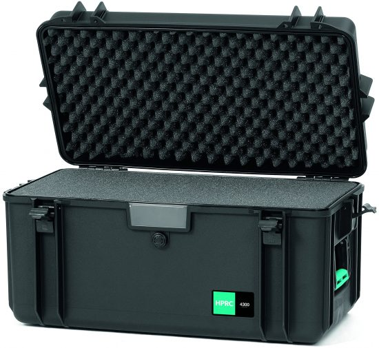 HPRC 4300 Case - Foam Example