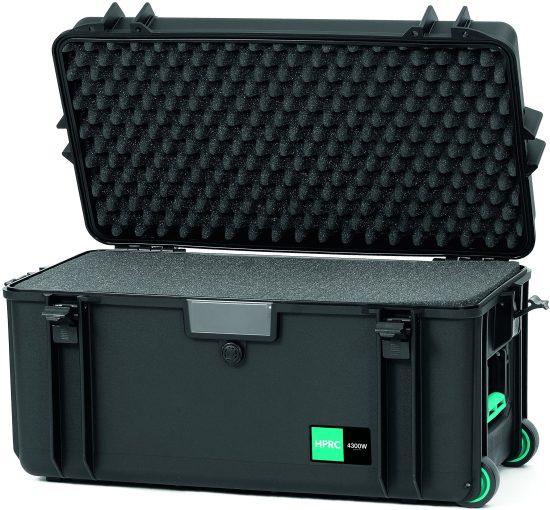 HPRC 4300W Case - Foam Example
