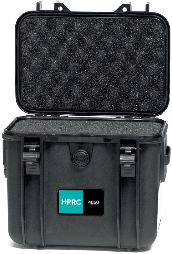 HPRC 4050 Case - Foam Example