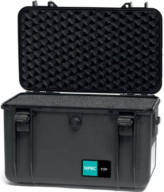 HPRC 4100 Case - Foam Example