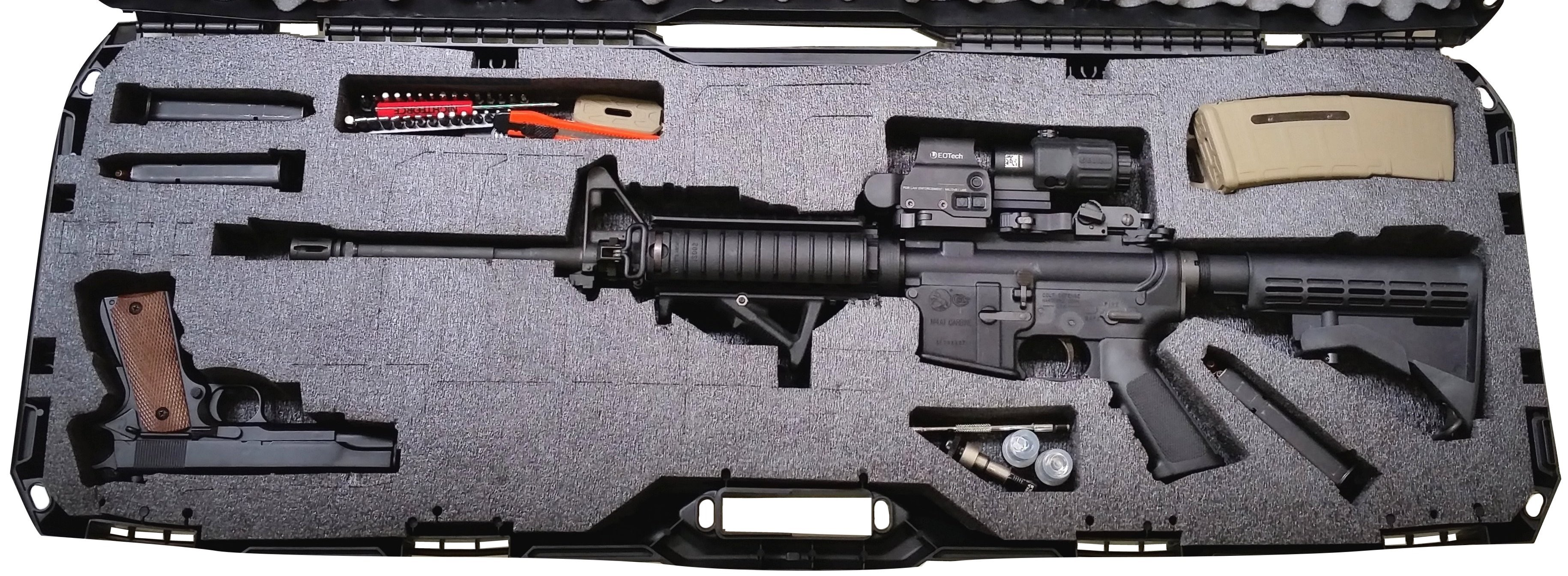 Ar15 Carry Case Picture 4