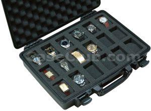 18 Watch Case - Custom Foam Example