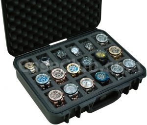 18 Watch Case - Custom Foam Example