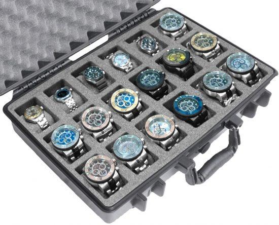 18 Watch Case - Foam Example