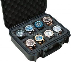 8 Watch Case - Custom Foam Example