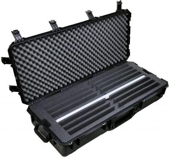 Astera LED AX1-U PixelTube Light Case - Foam Example