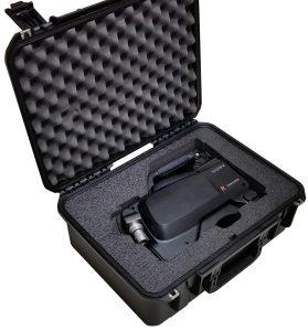 Sony R-Series Power HAD FX Camera Case - Custom Foam Example