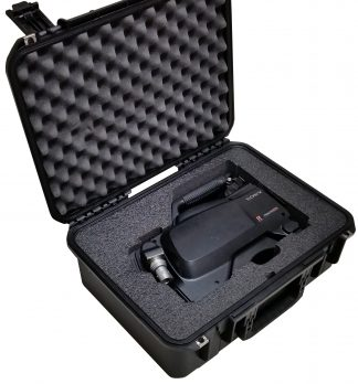SKB 3I-1813-7 Case Custom Foam Example: Sony R-Series Power HAD FX Camera Case