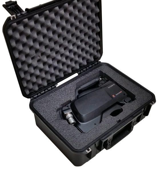 Sony R-Series Power HAD FX Camera Case - Foam Example