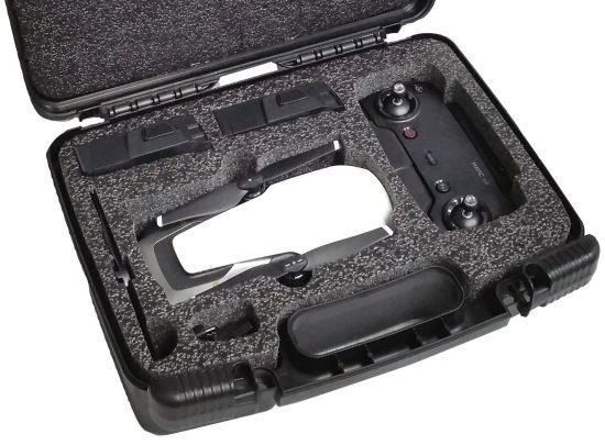 DJI Mavic Air Carry Case - Foam Example