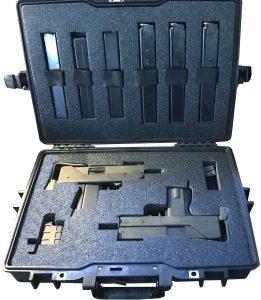 MAC-10 x2 Pistol Case