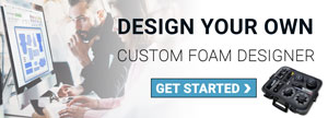 Design your own custom foam inserts with our studio