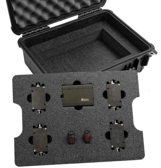 Raspberry Pi Kit Protective Case - Foam Example
