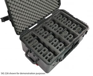 Army 24 Pistol Case for SIG M17 / M18 (P320)