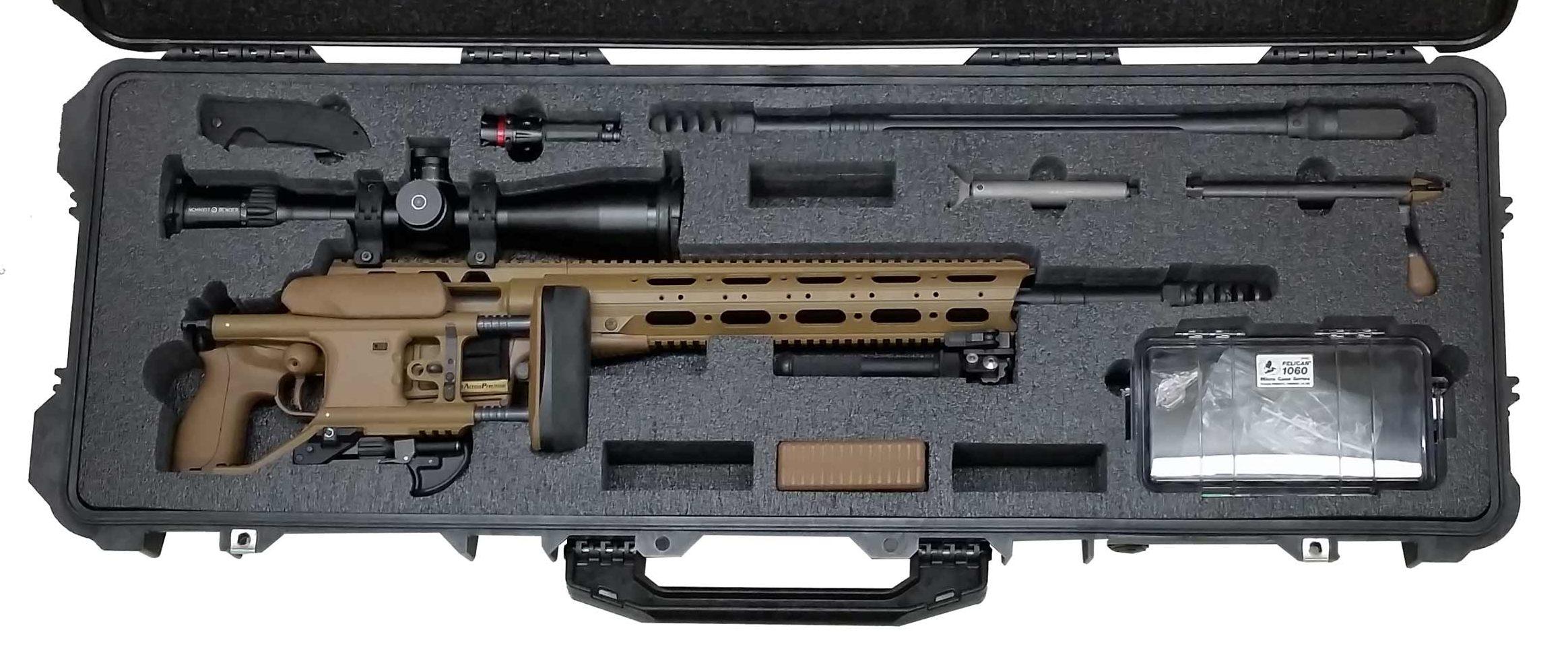 Sako TRG.338 Lapua Rifle Case ...