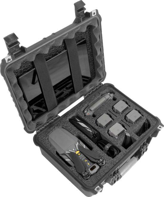 DJI Mavic 2 Pro Drone Case - Foam Example