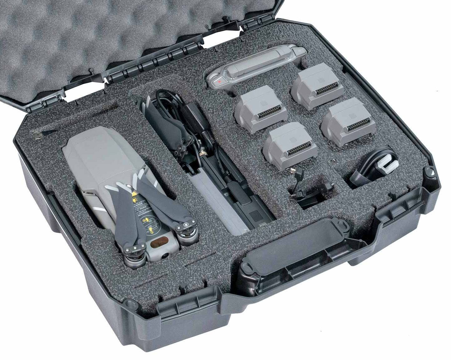 Dji Mavic 2 Pro Fly More Carry Case Case Club Cases