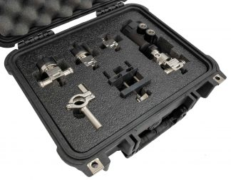 Case Club CC0041PE Case Custom Foam Example: ARTeSYN Encapsulated Valve System Case
