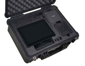 ASUS Google Hangouts Meet Kit Case - Custom Foam Example