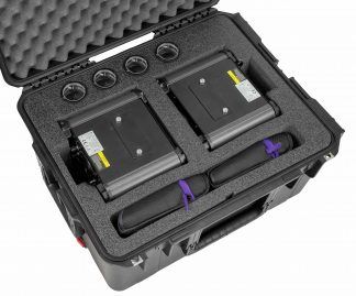 SKB 3I-2217-10 Case Custom Foam Example: ADJ Ikon IR Projector Case