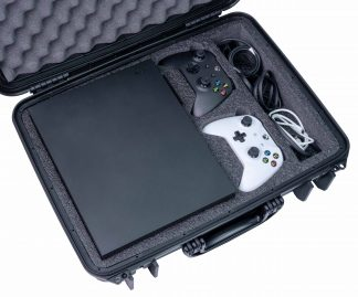 Case Club CC710SE Case Custom Foam Example: Xbox One X/S Travel Case