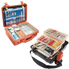 Pelican Emergency Medical Service Cases