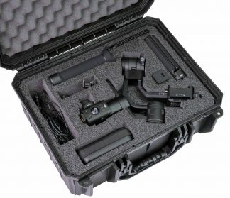 Case Club CC630SE Case Custom Foam Example: DJI Ronin-S Case