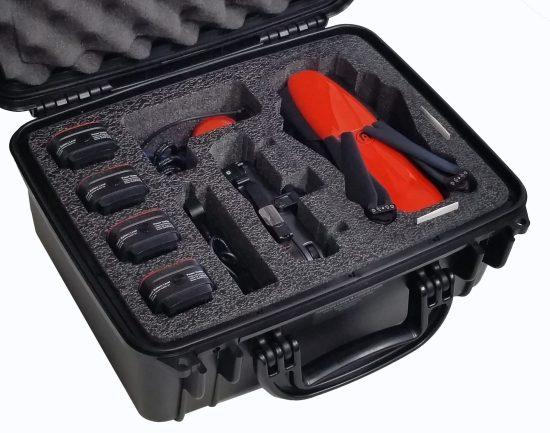 Autel EVO Drone Case - Foam Example