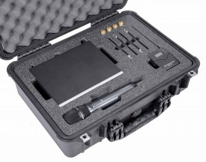 Sennheiser Evolution Wireless G4 Vocal Set Case