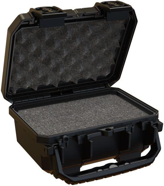 Seahorse 130 Case - Foam Example
