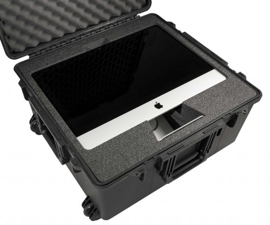 21.5″ iMac Case - Foam Example