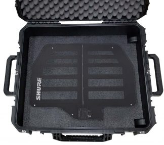Custom Foam: Shure Directional Antenna Case