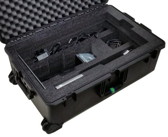 Dell 27″ UP2716D Monitor Case - Foam Example