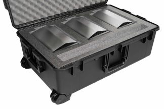Custom Foam: Blackmagic eGPU Travel Case