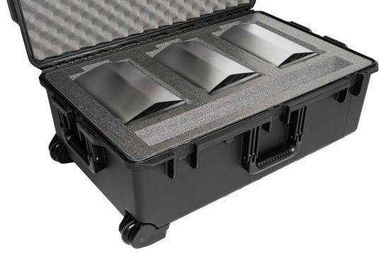 Blackmagic eGPU Travel Case - Foam Example